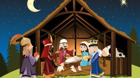 Reflexiona en esta Navidad