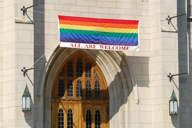 La iglesia cristiana estadounidense en medio de cambios de actitudes hacia LGBT