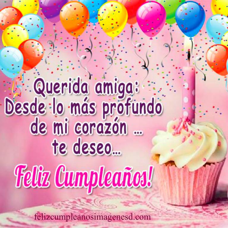 Image result for Feliz Cumpleaños Amiga