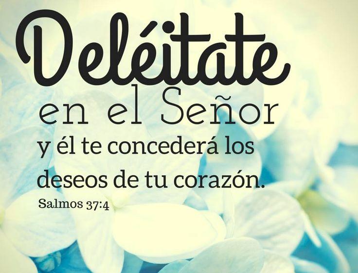 Deleitarse En El Señor