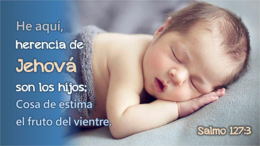 HERENCIA DE JEHOVÁ SON LOS HIJOS
